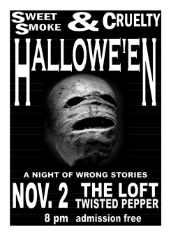 hallowe'en poster