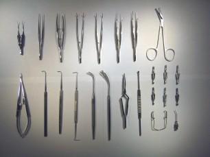 Retina-Tray